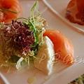 Grissini -- 蕃茄 & 莫扎雷拉起司沙拉 (1)