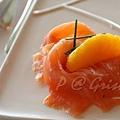 Grissini -- 燻鮭魚 (2)