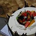 EC帶來的手造蛋糕