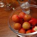 西梅 & 草莓