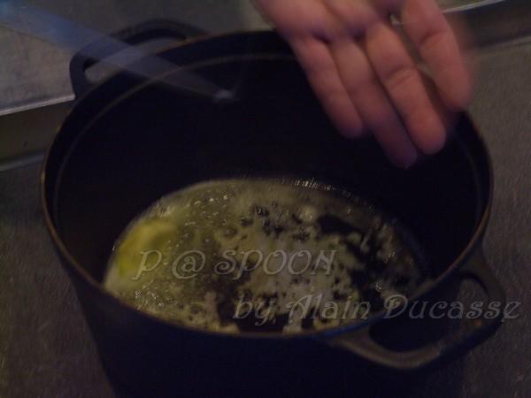 四月 -- 把紅蔥末下鍋
