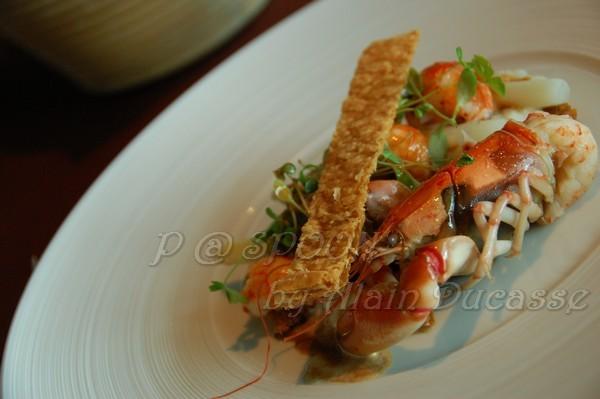 四月 -- 白蘆筍小龍蝦酥 (3)