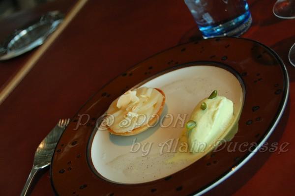 四月 -- 梨子塔伴開心果冰淇淋 (3)