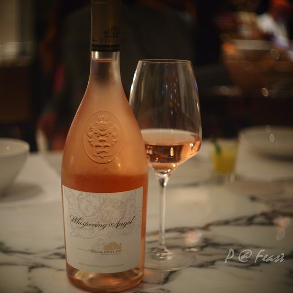 Feast - Vin rosé Whispering Angel