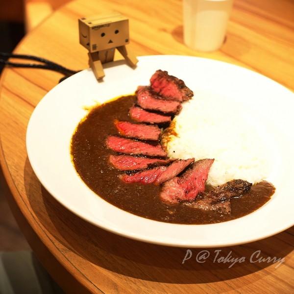 Tokyo Curry - 牛排咖喱