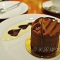 米朗琪咖啡館 - 橙香巧克力蛋糕