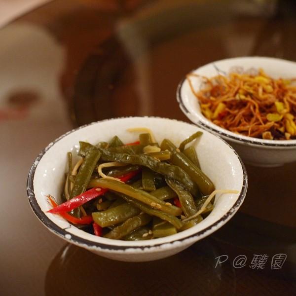 驥園 - 涼拌貢菜
