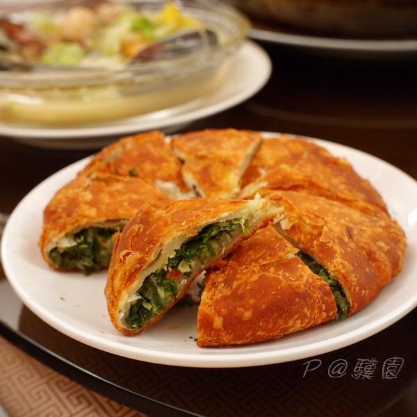 驥園 - 蔥油厚餅