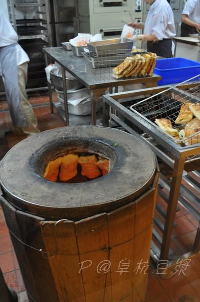 阜杭豆漿 - 烤爐
