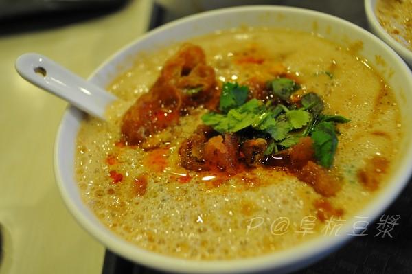 阜杭豆漿 - 鹹豆漿