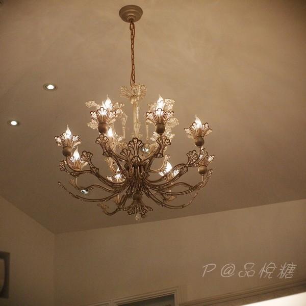 品悅糖 - 水晶吊燈