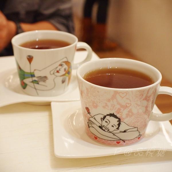 品悅糖 - 茶