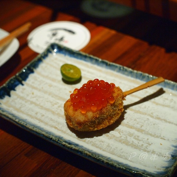 串場 - 鮭魚親子串