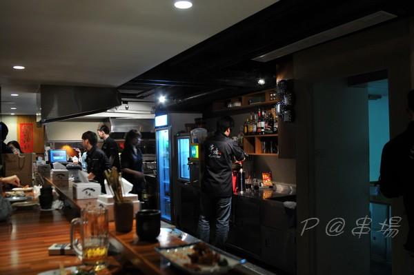 串場 - 開放式廚房