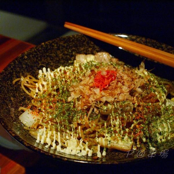 串場 - 日式炒麵