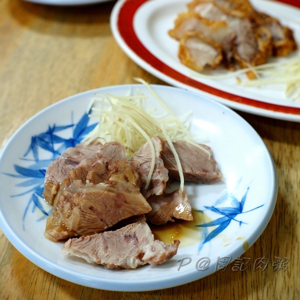 周記肉粥 - 嘴邊肉