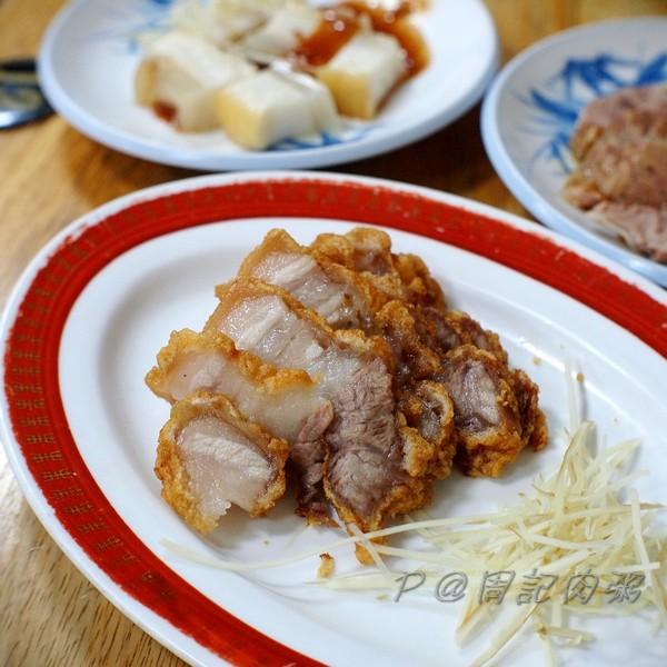 周記肉粥 - 紅燒肉