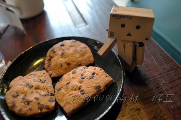 好丘 - 榛果巧克力餅乾