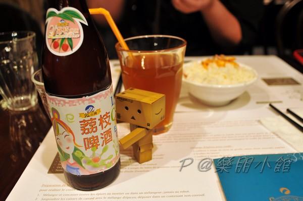 樂朋小館 - 荔枝啤酒