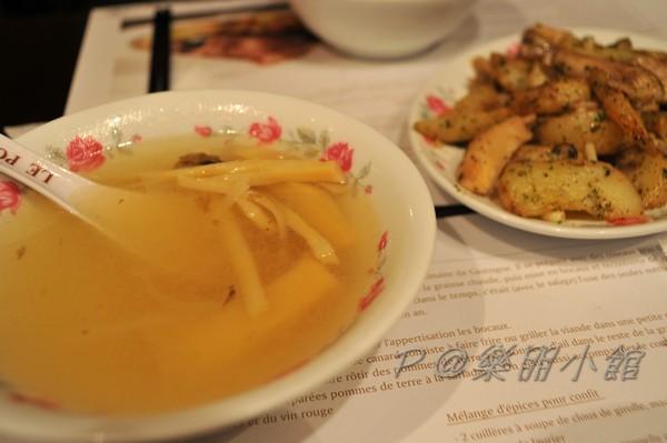 樂朋小館 - 傳統鵝香筍湯
