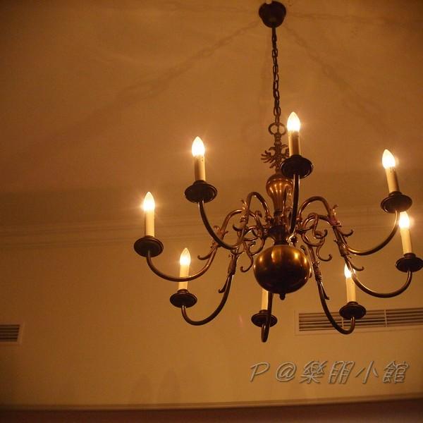 樂朋小館 - 吊燈