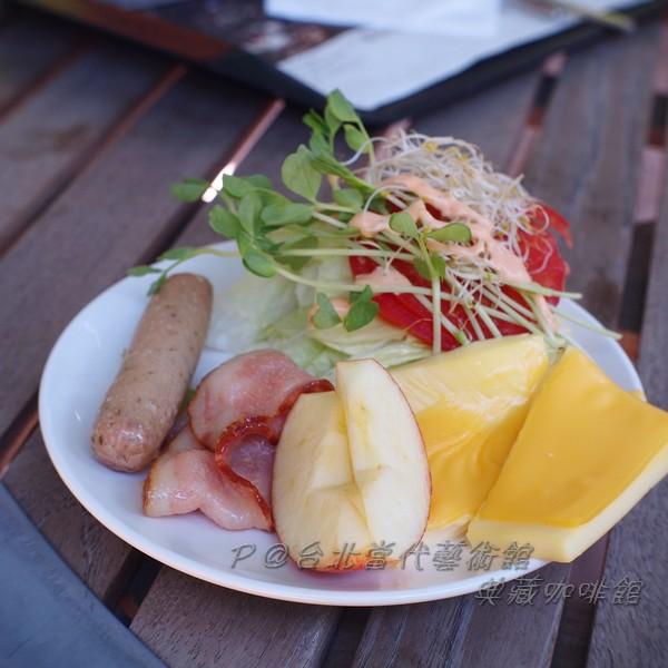 典藏咖啡館 - 樂活早餐