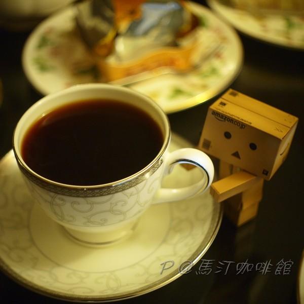 馬汀咖啡館 - 肯亞 AA 咖啡