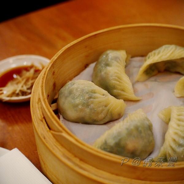 鼎泰豐 - 素菜蒸餃