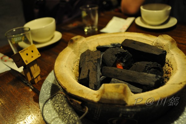 川鍋 - 炭爐