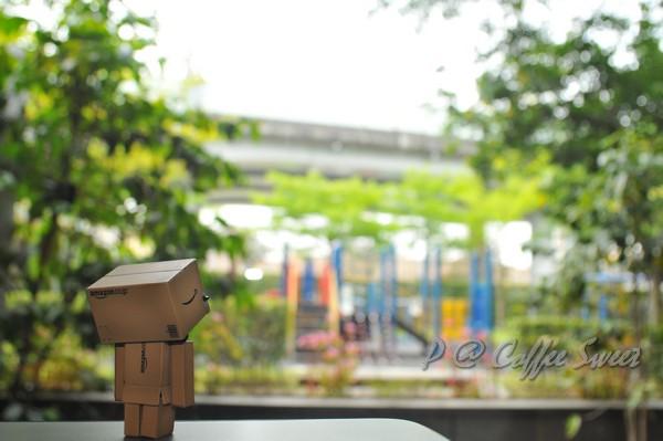 Coffee Sweet - 窗外