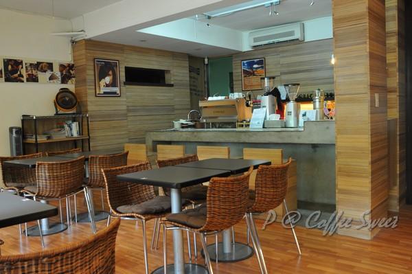 Coffee Sweet - 店內