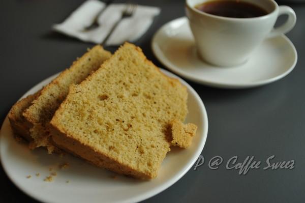 Coffee Sweet - 紅茶戚風蛋糕