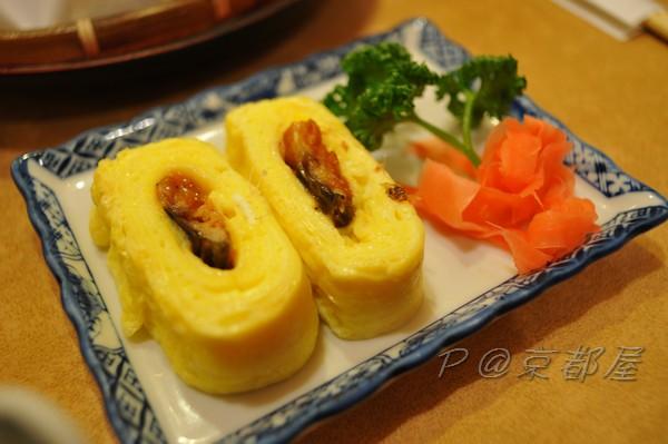 京都屋 - 鰻魚蛋卷