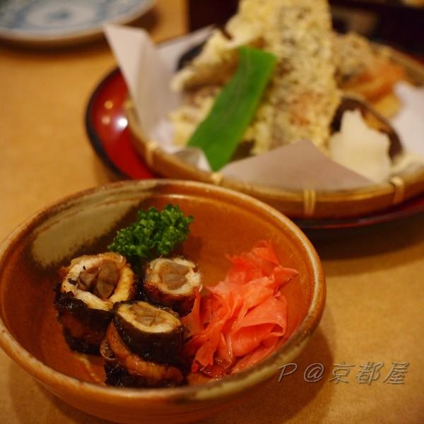 京都屋 - 鰻魚八幡卷