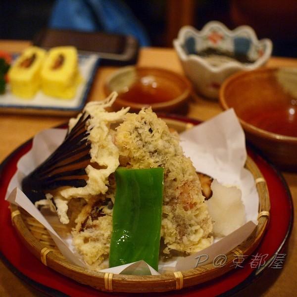 京都屋 - 天麩羅
