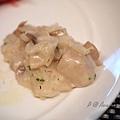 Aurora - 磨菇義大利燉飯