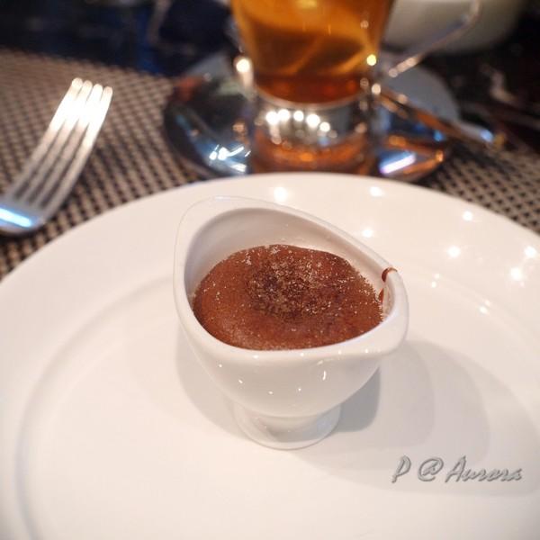 Aurora - 巧克力熔岩蛋糕