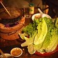 強記羊腩煲 - 唐生菜
