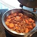吉良 - 大根牛肉煮