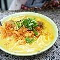 002美食 - 椰汁雞麵