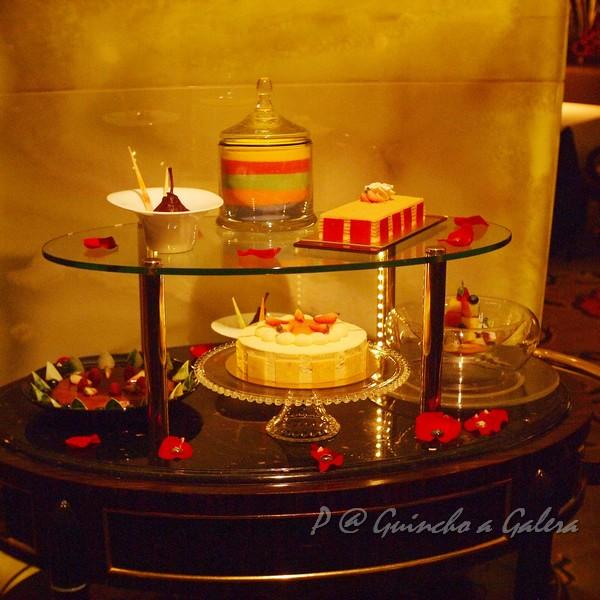 Guincho a Galera - 葡式甜點車 (Trolley of Portuguese Desserts)