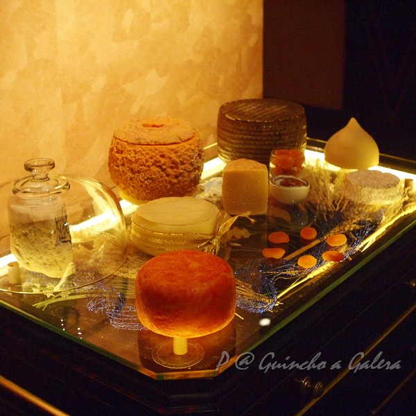 Guincho a Galera - 特選起司車 (Trolley of Cheese Selection)