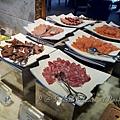 索菲特十六浦酒店 - 燻魚及香腸