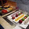 索菲特十六浦酒店 - 水果 & 乳酪