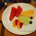 日夜咖啡室 - 水果併盤