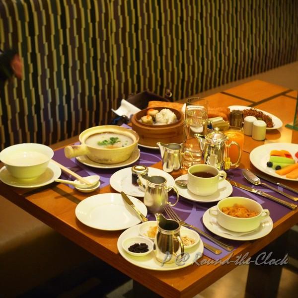 日夜咖啡室 - 早餐