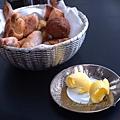 Robuchon au Dôme - 麵包籃