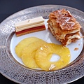 Robuchon au Dôme - 糖漬鳳梨