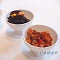 國金軒 - 八寶醬 & 涼拌木耳