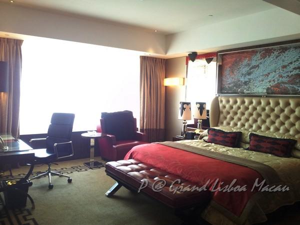 新葡京酒店 - 房間